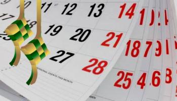 Pemerintah Putuskan Geser Hari Cuti Bersama Idul Fitri Menjadi 28-31 Desember 2020