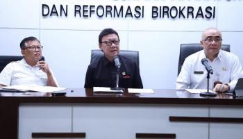 Pemerintah Resmi Perpanjang ASN Bekerja di Rumah Hingga 21 April 2020