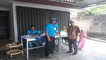 Pemilihan BPD Desa Karya Makmur Berjalan Aman
