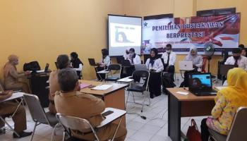 Pemilihan Pustakawan Berprestasi Terbaik Tingkat Provinsi Tahun 2020 Dibuka