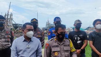 Pemilik CV PIP di Laut Toboali Diberi Waktu Satu Minggu Untuk Klarifikasi, Jika Tidak Digubris Akan Dimusnahkan