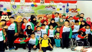 Pemkab Bangka Barat Sukseskan Program One day For Children