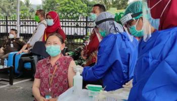 Pemkab Bangka Distribusikan Vaksin ke Seluruh Puskemas
