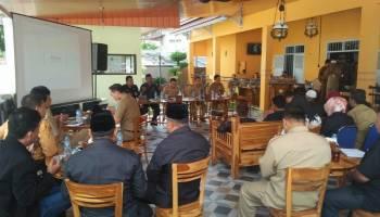 Pemkab Bangka Gelar Ngopi Bareng Bersama DPRD Bangka
