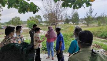 Pemkab Bangka Lakukan Pendataan Aset di Kawasan Industri Jelitik Sungailiat