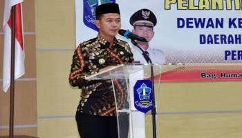 Pemkab Bangka Siapkan Lahan 854 Ha Untuk Pembangunan Pelabuhan di Tuing