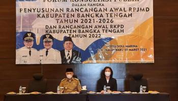 Pemkab Bateng Gelar Forum Konsultasi Publik Bahas RPJMD dan RKPD