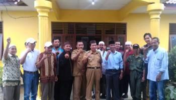 Pemkab Bateng Kucurkan Dana Pemberdayaan Masyarakat ke Kelurahan Simpang Perlang