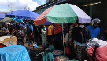 Pemkot Dinilai Masih Konvensional Atasi Keramaian Di Pasar, Coba Ikuti Saran Ustad Udin Ini