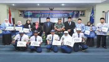 Pemkot Gelar  Upacara Peringatan Hari Pendidikan Nasional