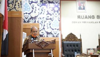 Pemkot Pangkalpinang Ajukan 14 Raperda ke DPRD