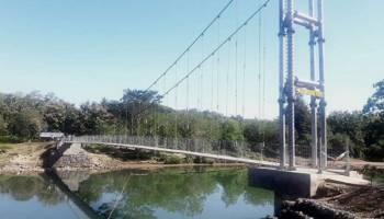 Pemkot Pangkalpinang akan Bangun Jembatan Gantung Hubungkan Pangkalpinang-Bangka