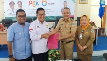 Pemkot Pangkalpinang Luncurkan Logo Ikon PGK dan Kota Beribu Senyuman