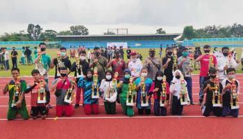 Pemkot Pangkalpinang Targetkan Juara Umum Popda Tingkat Provinsi di Bangka Selatan