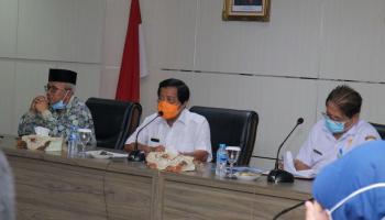 Pemprov Babel Kebut Pengoperasian RS Darurat Covid-19 di RSUD Ir Soekarno