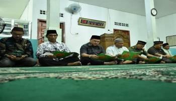 Pemprov Babel Sampaikan Bantuan untuk Kabupaten Beltim