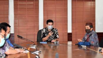 Pemprov Babel Terima Kunker Anggota DPD RI Bahas Perkembangan Kondisi Sosial