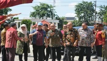 Pemprov Babel Timba Ilmu Penerapan BLUD SMK Hingga ke Jawa Timur