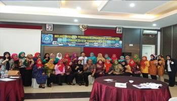 Pemprov Bangka Belitung Bina Organisasi Perempuan di Kabupaten Bangka