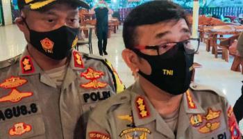 Penambang Bandel, Polisi Akan Tarik dan Bongkar TI Tungau di Perairan Toboali