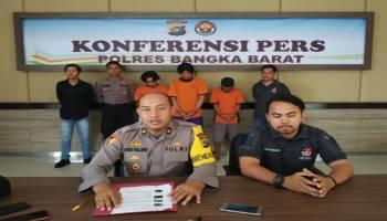 Pencuri Barang Bukti Kejari Babar Diciduk Polisi