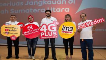Pendapatan Indosat Ooredoo Naik 11,7 Persen
