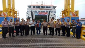 Pengamanan Natal dan Tahun Baru 2019, Polres Babar Kerahkan 105 Personil