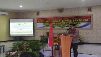 Pengamanan Natal dan Tahun Baru, Polres Bateng Terjunkan 439 Personel Gabungan