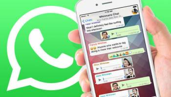 PENGUMUMAN! Pesan di WhatsApp Tak Lagi Bebas Diteruskan