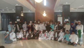 Pengurus DMI Kota Gelar Raker 2021, Iskandar; Bangun Umat Berawal dari Masjid!