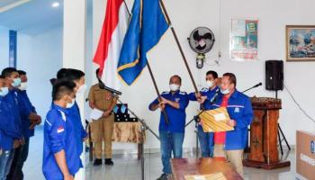 Pengurus DPC HNSI Kabupaten Bangka Periode 2020-2025 Resmi Dilantik
