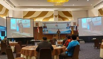 Pengurus DPD PJI Demokrasi Babel Periode 2021-2025 Resmi Dilantik
