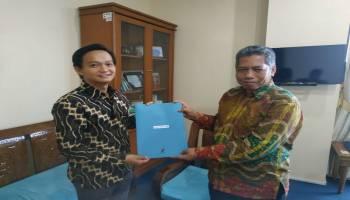 Pengurus IKA UBB Laporan ke Rektorat, Program Utama Mengembalikan Public Trust