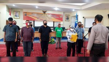 Pengurus Pokdar Kamtibmas Pangkalpinang Dilantik Hari Ini
