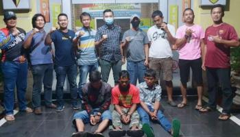 Penjarahan Timah di Lahan Eks Kobatin Berujung Petaka, Seorang Warga Dibacok OTD