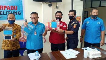 Penyelundupan 2 Kg Sabu dari Tanjungpinang Digagalkan di Teluk Limau