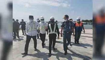 Percepat Pembangunan Pelabuhan Belinyu, Ketua DPRD :