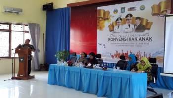 Percepat Program Indonesia Layak Anak, Bateng Targetkan Peningkatan Penghargaan dari Madya ke Utama