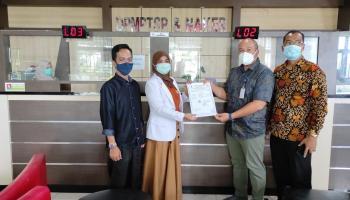 Perdana, Pemkot Pangkalpinang Keluarkan Izin SIP Dokter Hewan