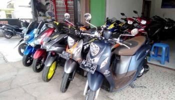 Perekonomian Masih Lesu, Penjualan Sepeda Motor Bekas Alami Penurunan
