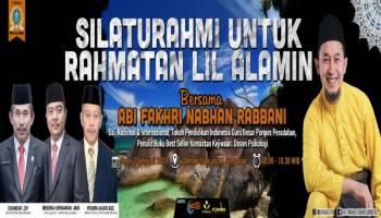 Pererat Tali Silaturahmi, DPRD Kabupaten Bangka Akan Gelar Pengajian dan Tausyah