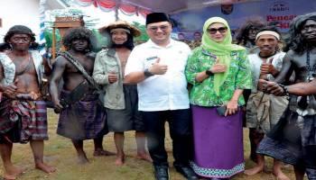 Peresmian Kampung KB Belitung Timur Meningkatkan Kualitas Hidup Masyarakat