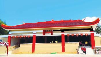 Peresmian Tri Dharma Pangkalpinang Sinar Pusaka Pangkalpinang