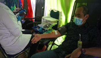 Peringatan Bulan K3, Pertamina Kembali Gelar Donor Darah