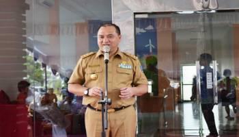 Peringatan Hardiknas 2018, Gubernur Ajak Seluruh Elemen Tingkatkan Kualitas Pendidikan di Babel