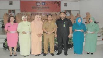 Peringatan HUT ke-19, DWP Babar Beri Sembako untuk PHL