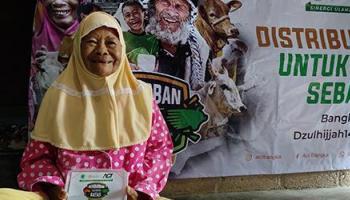 Peringatan Idul Adha 1442, Global Qurban ACT Bangka Berbagi di Empat Kabupaten