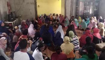 Peringati Bulan Muharam, Didit Srigusjaya Salurkan Bantuan Beras di Kecamatan Sungaiselan