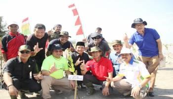 Peringati Hari Mangrove Dunia, PLN Babel Bantu 5.000 Pohon Mangrove
