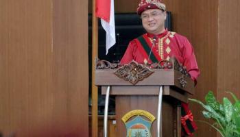 Peringati HUT ke-263 Pangkalpinang, Gubernur Erzaldi Ajak Wali Kota Tingkatkan Sinergi